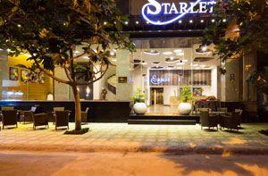 Khách sạn Starlet tiêu chuẩn 3 sao ngay trung tâm