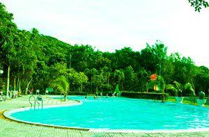 Núi Đèn resort