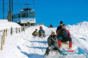 Du lịch Thụy Sĩ - Khám phá thiên đường tuyết