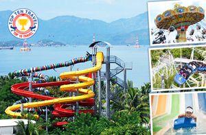 Nha Trang - Biển Đảo - Vinpearl Land