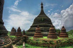 Thành phố cổ Mrauk U - Viên ngọc quý bị lãng quên ở Myanmar