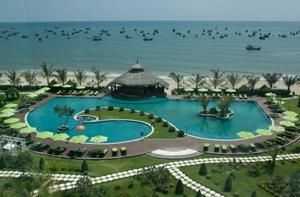 Phan Thiết - Mũi Né - Nghỉ dưỡng The Sailing Bay Beach Resort 4 sao