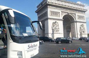 Tour du lịch Pháp, Thụy Sĩ, Ý - Tour tiết kiệm