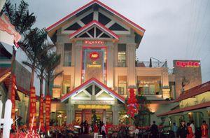 Nhà hàng Ngói Đỏ - phong cách kiến trúc cách tân