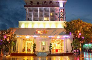 Khách sạn Angella 3 sao ngay trung tâm