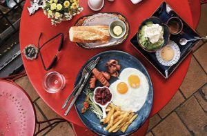 Quán cà phê, ăn sáng sang chảnh cho ngày nghỉ lễ ở Hà Nội