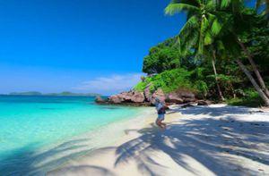 Đảo Móng Tay - nàng tiên còn say giấc nồng