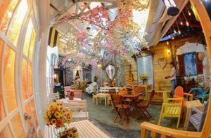 10 quán cà phê đẹp tận hưởng ngày đầu năm mới