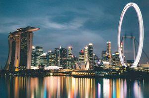 Ngắm Singapore đẹp 'chưa từng thấy'
