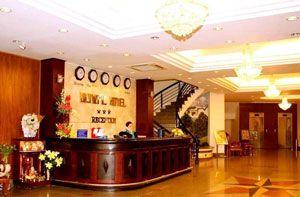 Khách sạn Olympic 3 sao cạnh Chợ Đầm