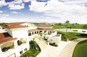 Khu nghỉ dưỡng golf Hyundai Sông Giá