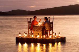 Những nhà hàng lãng mạn nhất thế giới