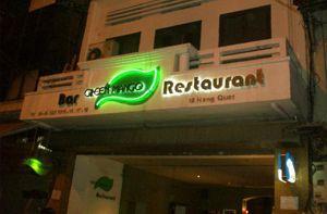 Nhà hàng Green Mango - phục vụ món ăn chế biến từ biển truyền thống