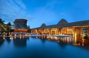Khu nghỉ dưỡng 5 sao hàng đầu châu Á tại Đà Nẵng