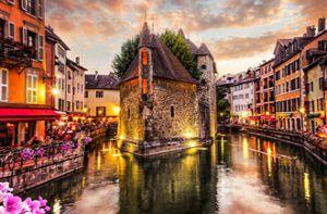 9 thành phố bên sông đẹp nổi tiếng thế giới