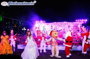 Chương trình tour Đà Lạt đón Giáng sinh năm 2015