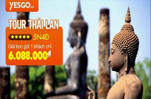 Chùm tour châu Á giá đột phá thị trường