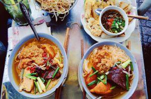 Ba món bún không thể bỏ qua khi đến Sài Gòn
