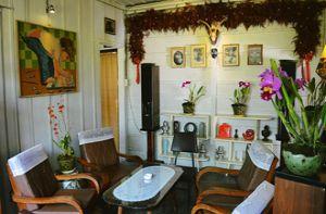 Quán cà phê trong căn nhà hơn 70 năm tại Đà Lạt