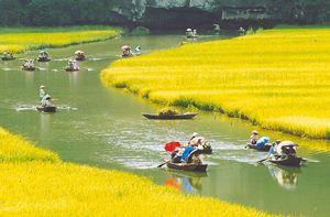 Tour du lịch Tết Dương lịch 2016 Châu Đốc - Hà Tiên - Cần Thơ