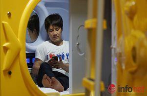 Độc đáo khách sạn tổ kén giá rẻ tại Nha Trang
