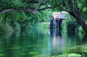 Có một ngôi làng xanh mát, trong lành và bình yên đến lạ ở Nhật Bản