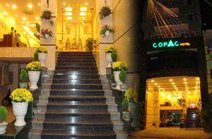 Khách sạn COPAC đạt chuẩn 3 sao