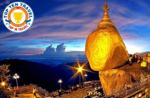 Tour Myanmar 4N3Đ giá rẻ
