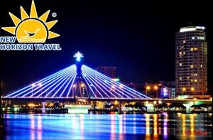 Tour Đà Nẵng - Huế - Hội An phương tiện tàu lửa