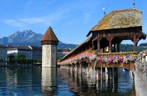 Tour du lịch tự do khám phá Thụy Sĩ - Pháp - Ý