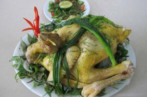 Gà đèo Le Quảng Nam ăn là nhớ mãi