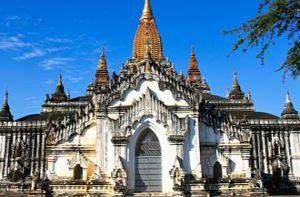 6 công trình kiến trúc đền chùa cổ kính nhất Bagon - Myanmar