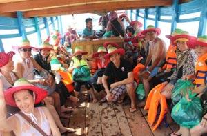 Tour du lịch Bình Tiên - Bình Hưng - Phú Yên