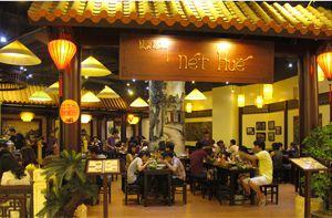 Hệ thống nhà hàng Nét Huế - Tinh hoa ẩm thực Huế