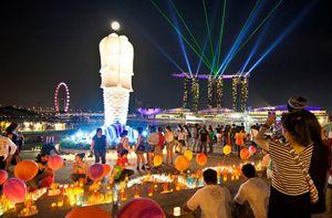 Tour Malaysia, Singapore giá khuyến mãi hấp dẫn
