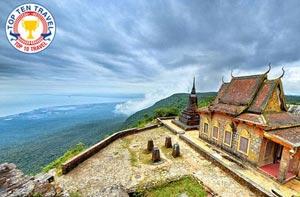Du lịch Campuchia - Đảo Kohrong và Cao nguyên Bokor