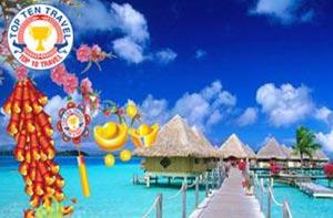Tour du lịch đón xuân trên phố biển Nha Trang