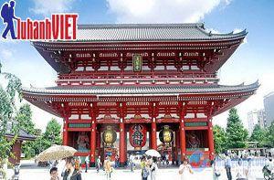 Tour Nhật Bản 5 ngày giá rẻ