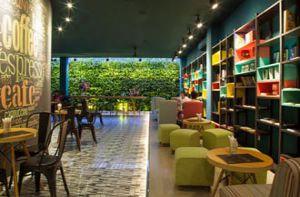 10 quán cà phê cho người mê sách ở TP HCM