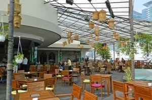 Những nhà hàng, quán cà phê tuyệt đẹp ngắm phố đi bộ