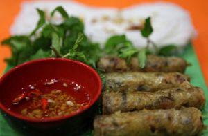 Một buổi trưa ăn ram Hà Tĩnh ở Hà Tĩnh