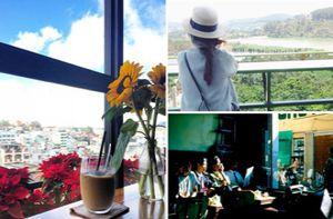 10 quán cà phê đẹp mê mẩn ở Đà Lạt
