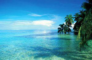 Hòn đảo đẹp nhất thế giới ngỡ như không tồn tại