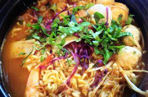 Những món ăn Hàn Quốc gây sốt trong giới trẻ