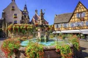 Eguisheim - Top những ngôi làng nhỏ đẹp nhất nước Pháp