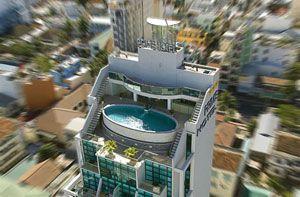Khách sạn Prime ngay trung tâm thành phố