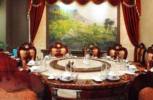 Nhà hàng Việt Phố sang trọng cổ kính