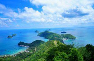 Ra đảo Nam Du