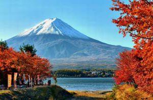 Những điểm đến đặc sắc quanh núi Phú Sĩ
