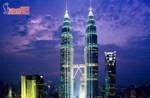 Tour Malaysia - Singapore 6 ngày